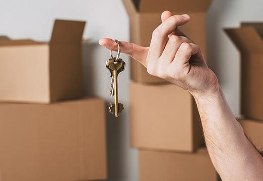 Mudanças residenciais baratas